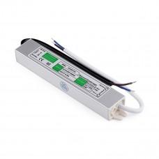 Блок питания импульсный PROLUM 20W 12V (IP67,1,67A) Series