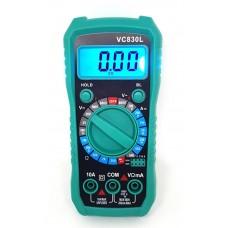 Цифровой мультиметр VC830L