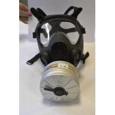 Протигаз МТ-213/2В з фільтром FP-211 A2B2E2K2HgP3 WDR та сумкою