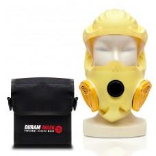 Маска для самоспасения противопожарная DURAM /COGO/ с сумкой